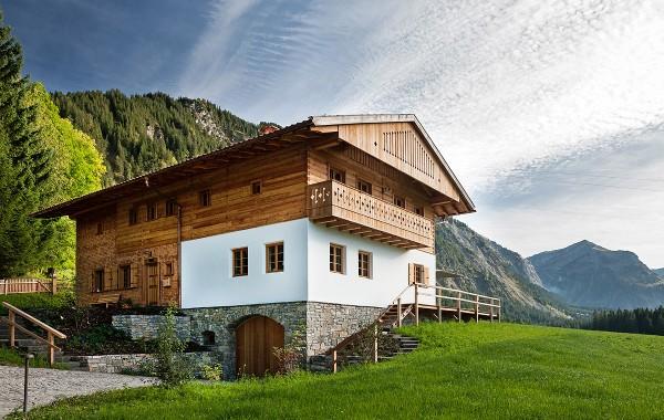 Jagdhaus in Tirol